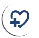 HEART MEDICAL SIGN ICON